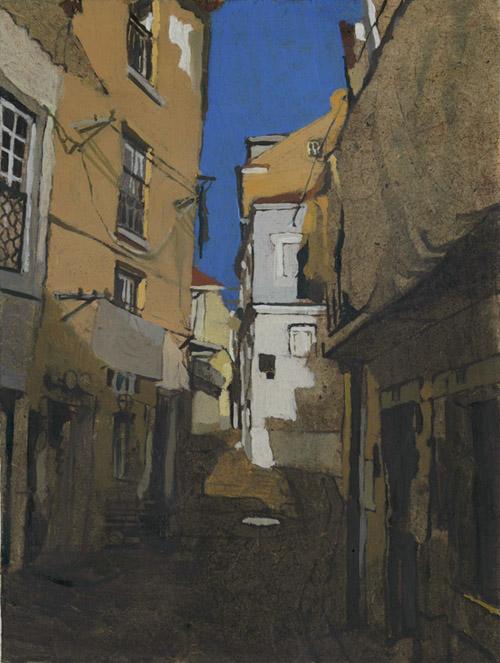 Lisbon Alleyway 3