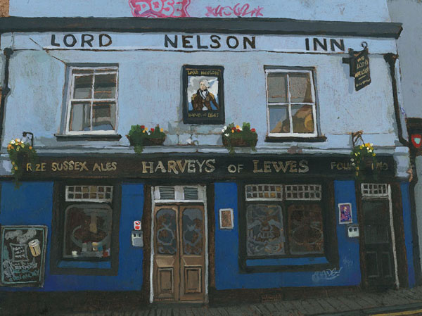 The Lord Nelson Inn SOLD