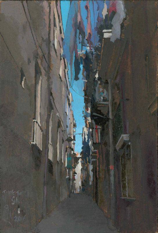 Naples, the San Lorenzo