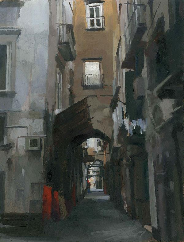 Naples, Centro Storico
