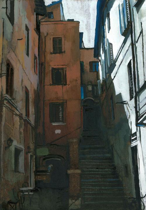 Rome Street Scene 6
