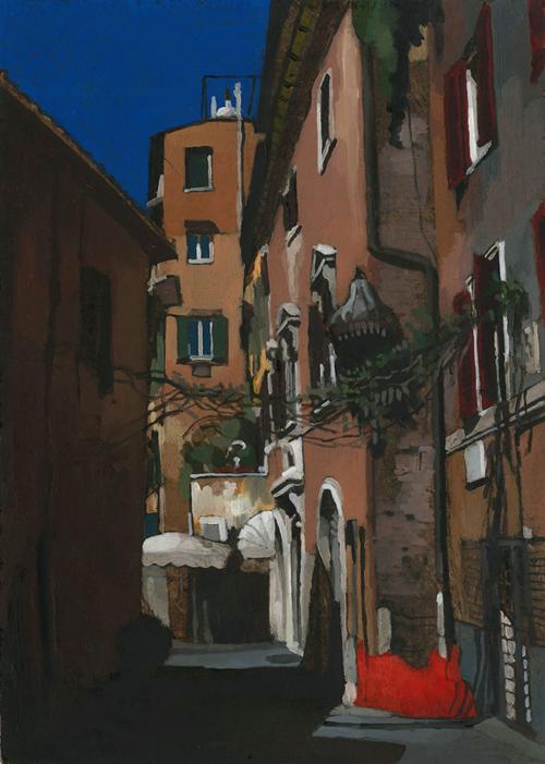 Rome Street Scene 8
