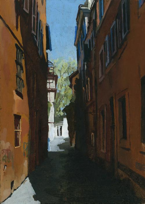 Rome Street Scene 9