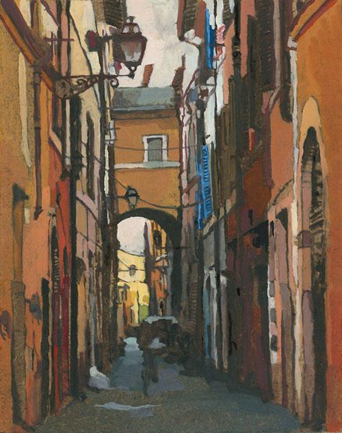 Rome Street Scene 1