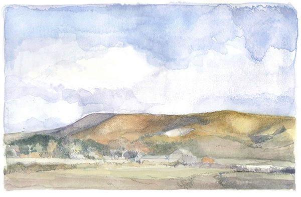 Round Hill Spur, South Downs