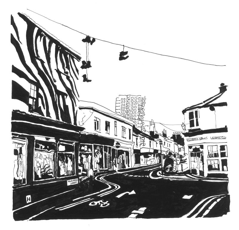 Sydney Street: Brighton