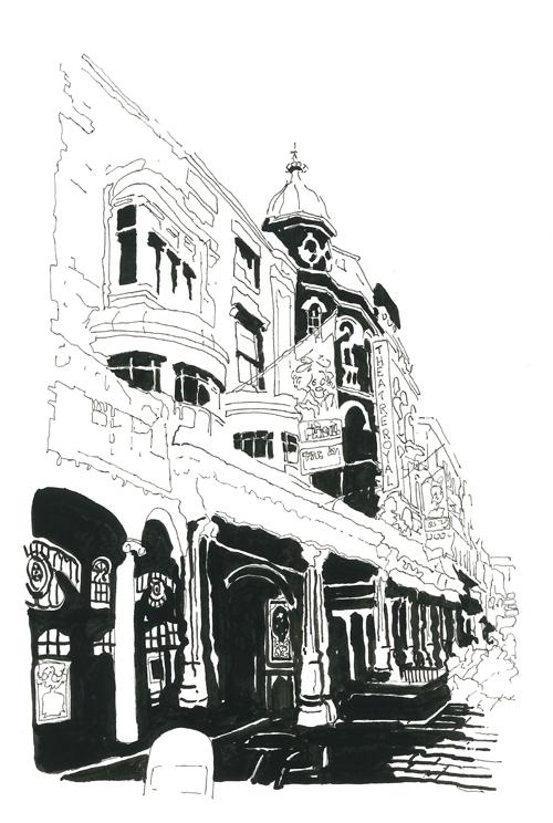 The Theatre Royal Brighton 2