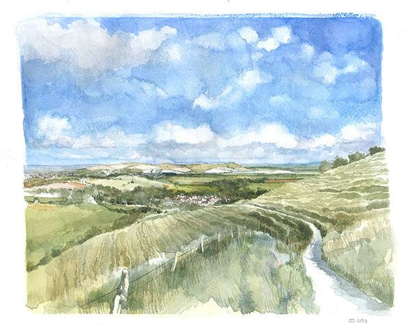 Towards Lewes