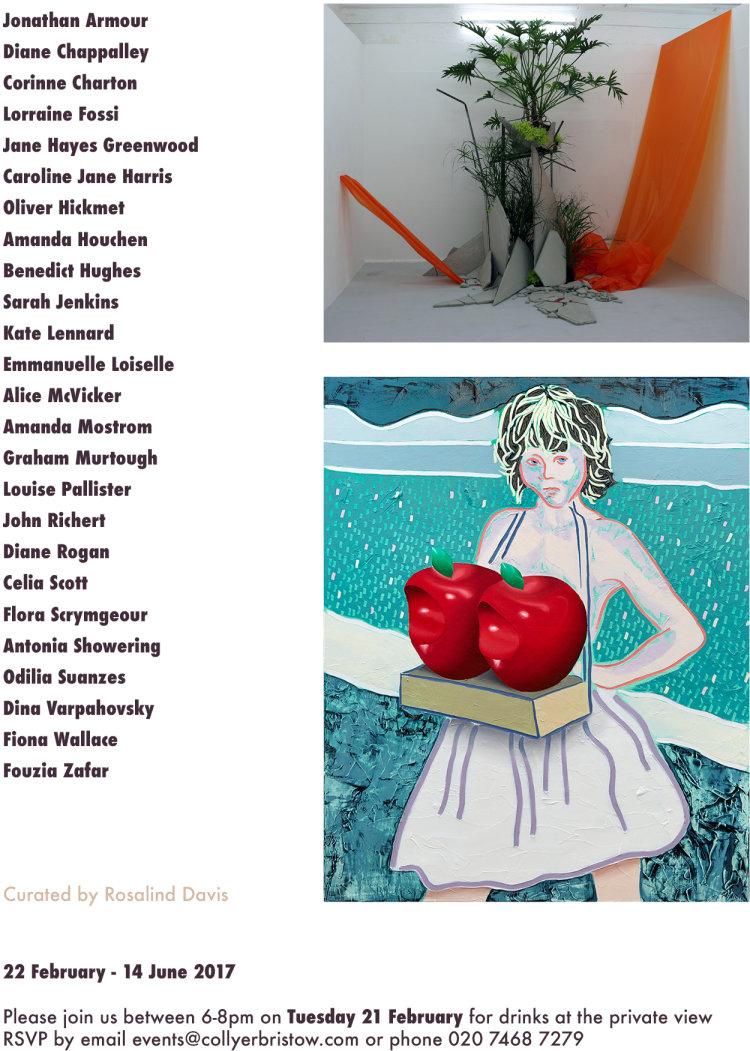 Exceptional Artist list