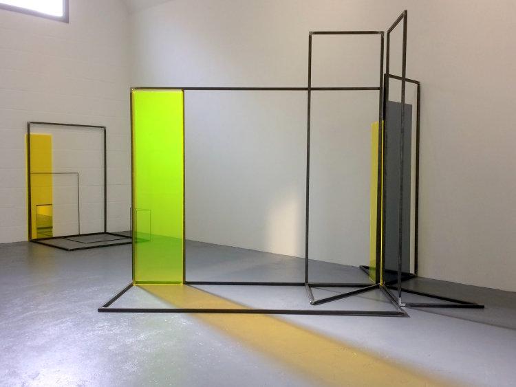 Haus Konstructiv. no format Gallery. Final Install