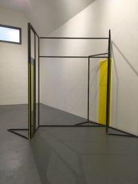 Rosalind Davis.Haus Konstructiv. no format Gallery.