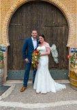 Wedding of Holly and Simon