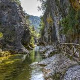 River Borasa In the Sierra Cazorla Region, HDR