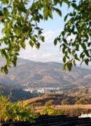 Cadiar Village in the Alpujarra Mountains