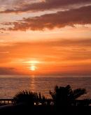Sunrise at San Juan Spain