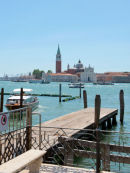 Venice, the view from St. Marks Square