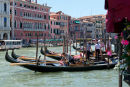 Moorings on the Grand Canal