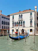Private house and mooring in Venice