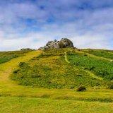 Haytor Tor Dartmoor National Park