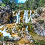 Waterfall in Cazorla
