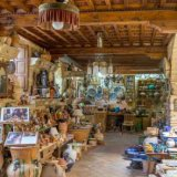 Tito's workshop in Ubeda