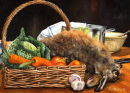 Still Life with Hare