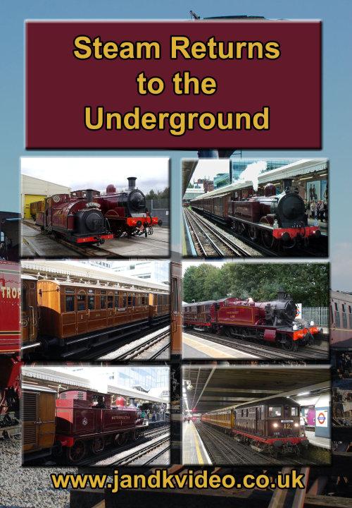 Steam Returns to the Underground