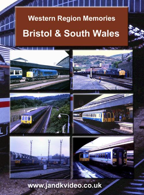 Western Region Memories Bristol and South Wales