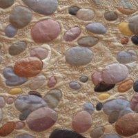 Pebble detail