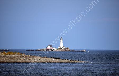 Boston Light, Boston Harbor