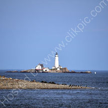 Boston Light, Boston Harbor