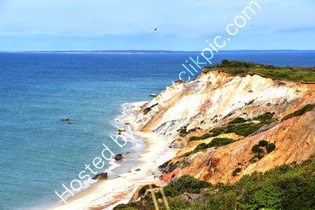 Cloured Cliffs,Aquinnah, Martha's Vineyard