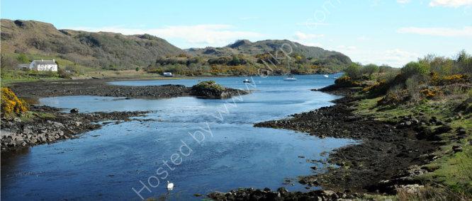 Seil Sound, Scotland