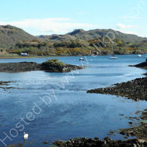 Seil Sound, Scotland