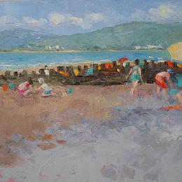 Borth beach 1