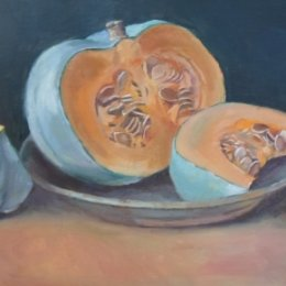 Crown Prince Squash 01 Oil