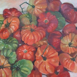 Italian Tomatoes 2