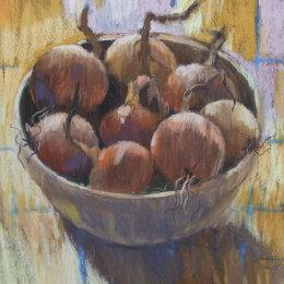 Onions in the Sun