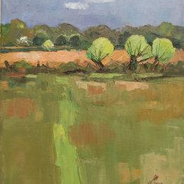 Spring Willows 4