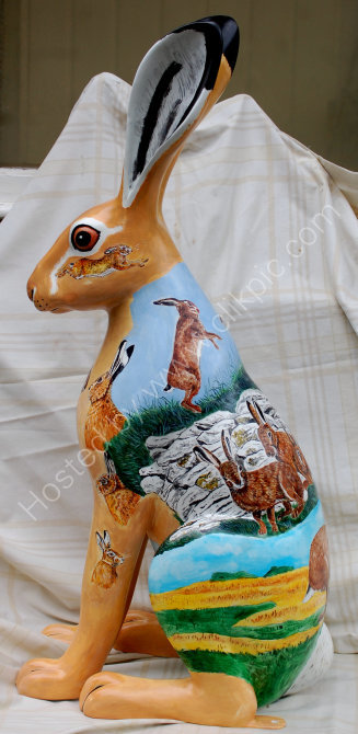 cotswold hare SOLD