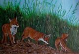 'Little Foxes' SOLD
