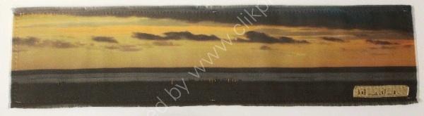 Sunset Berrow Sands Somerset jpg