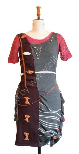 Rennie Mackintosh dress