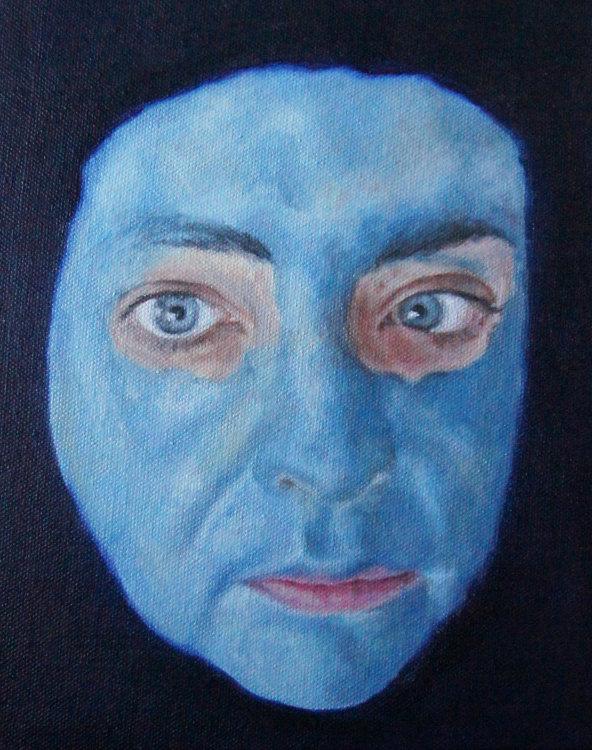 Blue Mask, Stephanie