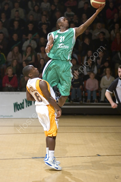 Vs Worcester Wolves 21st January 2007