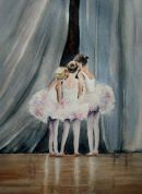 'Little Ballet Dancers'