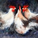 'Cluck Cluck' Greeting Card