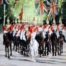 'Royal Guards' Greeting Card