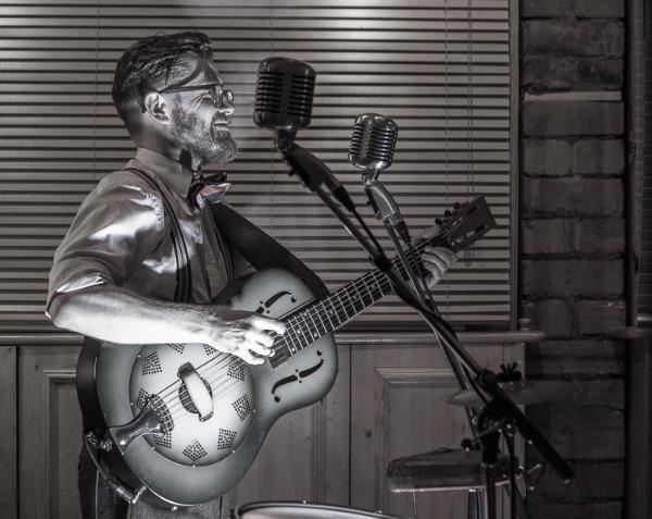 performer at Brecon jazz festival