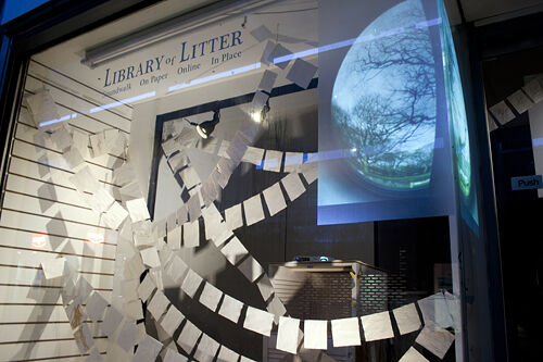 Library of Litter 2021